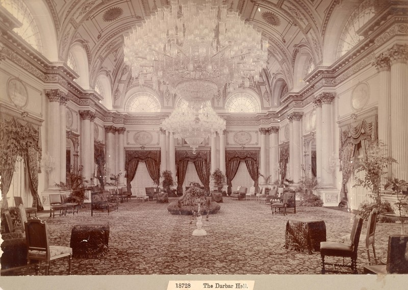 The Dabar (sic) Hall