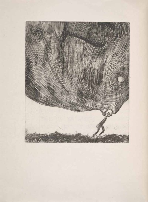 Maftir Yonah, Haftorah of JonahIllustrated by Mordechai Beck