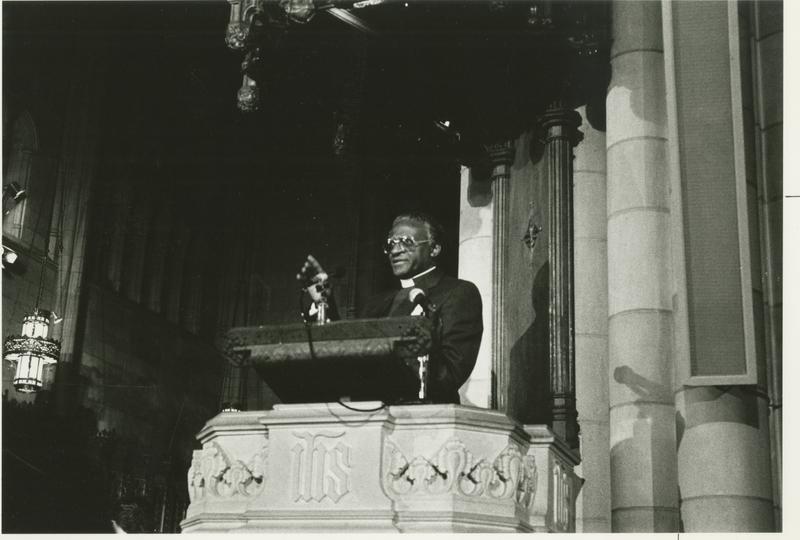 Desmond Tutu 1986