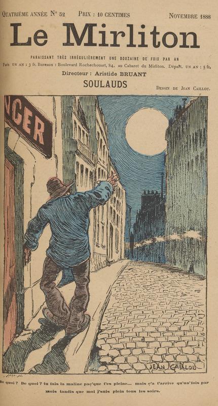 Le Mirliton November 1888
