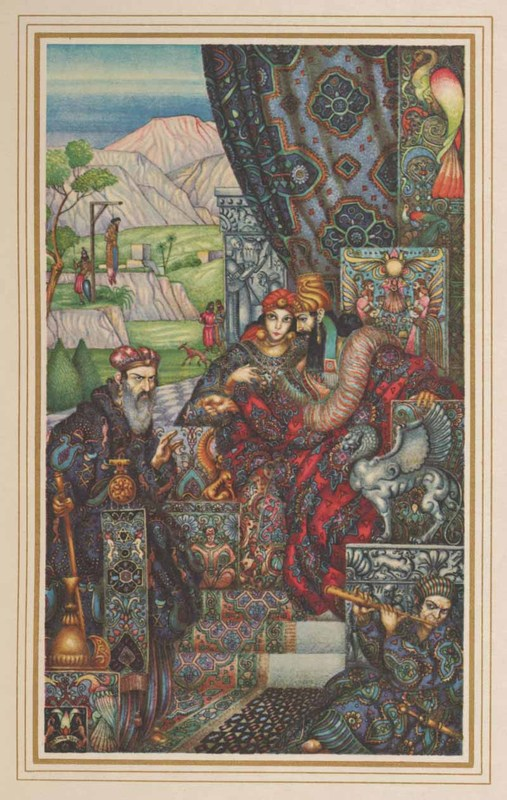 Le Livre d'Esther Illustrations de Arthur Szyk