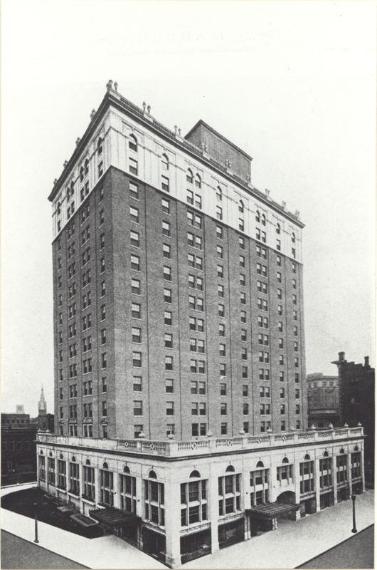 Original Washington Duke Hotel
