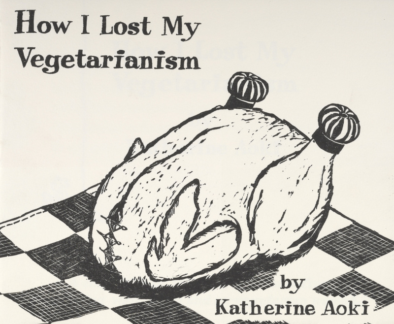 How I Lost My Vegetarianism (Cover)