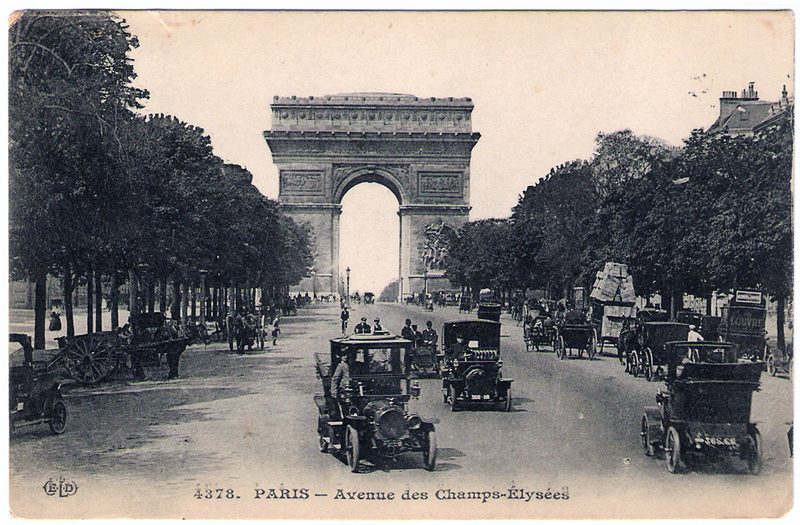 Does anyone remember that Napoleon built the Arc to celebrate his victory at Austerlitz? The Arc has lent its frame of glory to many more victories throughout history, most recently acting as a symbol of victory in Paris for the Nazis and then subsequently for the Allies in World War II. It is a landmark, a tourist attraction, and a symbol on postcards. Has the Arc's power grown or diminished as a result?