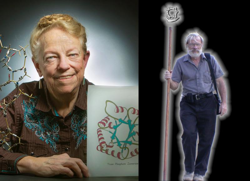 Jane Richardson and Dave Richardson