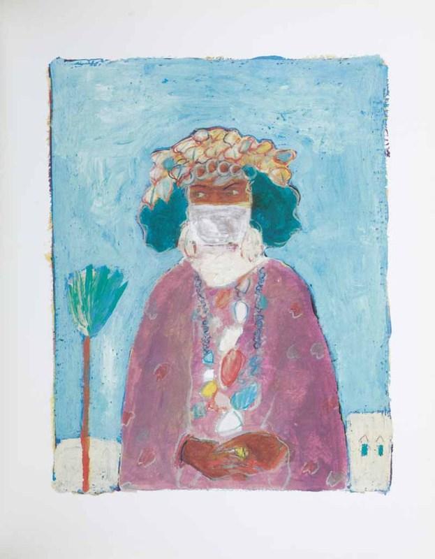Queen of ShebaIllustrations Mark Podwal