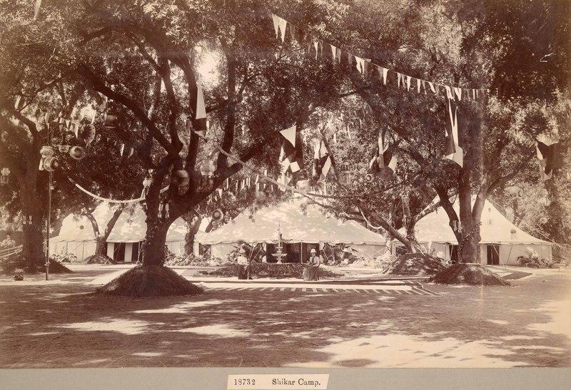 Shikar Camp <br />