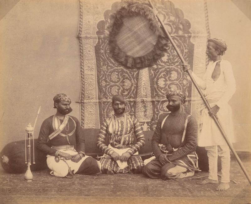 Jat Sirdars (Bhurtpore)<br />