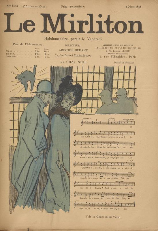 Le Mirliton March 17, 1893