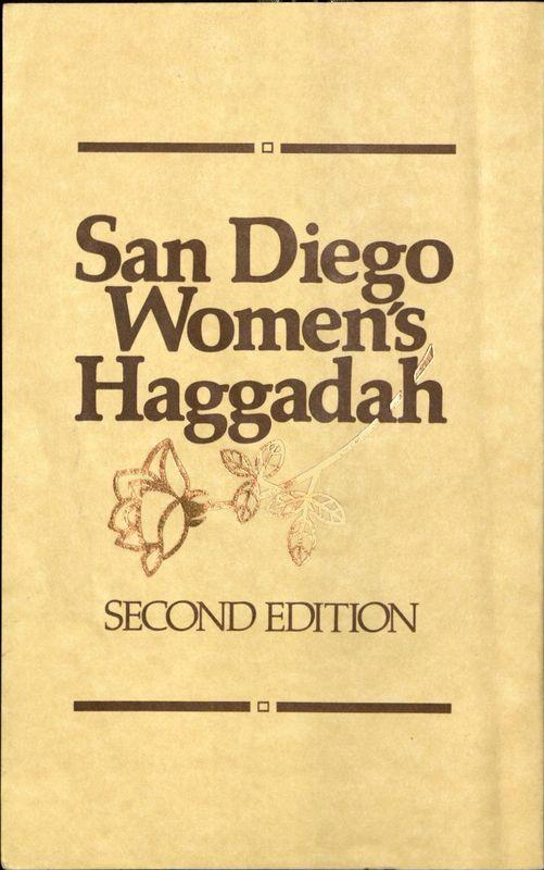 San Diego Women's Haggadah / Like an Orange<br />