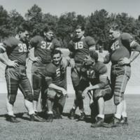 1942 Rose Bowl First Team