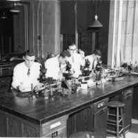 Microbiology class [1920]