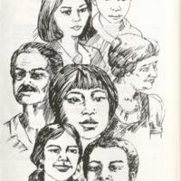 """Minority Marketing Illustration."" Minority Marketing. Chicago: Crain, 1980. Print."