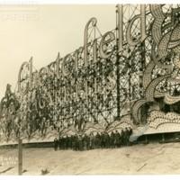 Chesterfield construction, June 27, 1926.<br /> Maxwell No. 2401c<br /> ROAD No. XXX1497