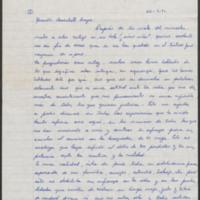 Letter, April 22, 1981