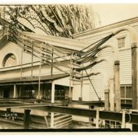 Chesterfield construction, June 7, 1929.<br /> Maxwell No. 2401a<br /> ROAD No. XXX1495