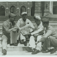 V-E Day; Duke University Archives