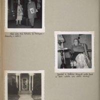Price, Reynolds. Scrapbook, 1952. Reynolds Price papers, David M. Rubenstein Rare Book & Manuscript Library.