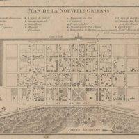 Plan De nou orleans