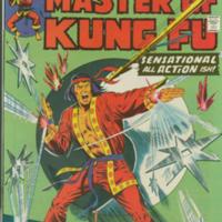 Master of Kung Fu no. 41, June, 1976