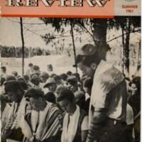 Camp Ramah, 1961
