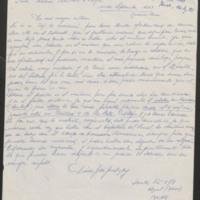 Letter, July 21, 1980