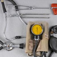 Medical equipment donated to Duke University Medical Center Archives by Dr. Bernard F. Fetter, M. D.
