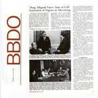 Douglass Alligood Papers Box 1 Folder: Clippings: 1966-1969