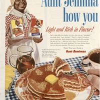 LizzieProject_T Burns_Aunt Jemima