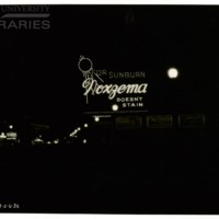 Steel Pier. [Noxzema spectacular, night], June 6, 1936.<br />