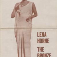 The Bronze Venus/The Duke is Tops, 1938