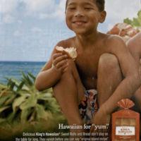 Stuart Elliott Collection 5_King's Hawaiian