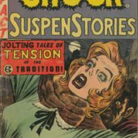 Shock SuspenStories no. 15, June-July, 1954