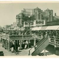 Boardwalk and Kentucky Ave. [El Producto Cigar spectacular], Easter, April 16, 1922.<br /> Maxwell No. 1816<br /> ROAD No. XXX0893