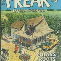 The Fabulous Furry Freak Brothers no. 5, 1977