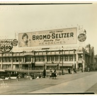 Central Pier facing east. [Bromo Seltzer billboard], April 6, 1930.<br />
