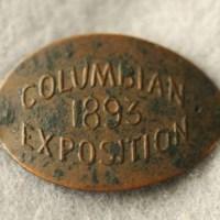 Columbian Souvenir Coin (Front)