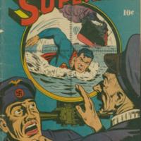 Superman no. 23, July-Aug., 1943