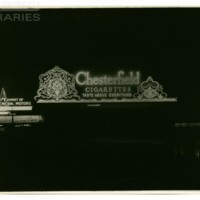 Steeplechase Pier. [Chesterfield Cigarettes spectacular, night], June 13, 1929.<br /> Maxwell No. 2669a<br /> ROAD No. XXX1768