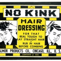No Kink Hair Dressing