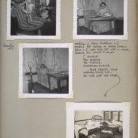 Price, Reynolds. Scrapbook, 1952. Reynolds Price papers, David M. Rubenstein Rare Book & Manuscript Library