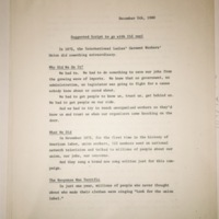 ilgwu: ad script