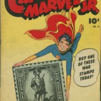 Captain Marvel, Jr. no. 21, July, 1944