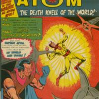 Captain Atom no. 80, April-May, 1966
