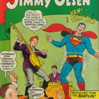 Superman&#039;s Pal, Jimmy Olsen no. 88, Oct., 1965<br />