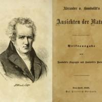 Alexander v. Humboldt's Ansichten der Natur