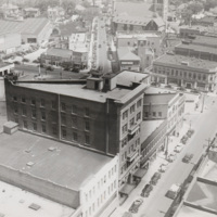 This building served as headquarters for N.C. Mutual from 1921 to 1965.