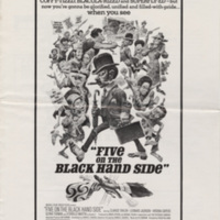 Five on the Black Hand Side, 1973