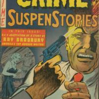 Crime SuspenStories no. 17, July, 1953