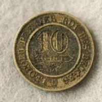 Belgium coin-back-1864